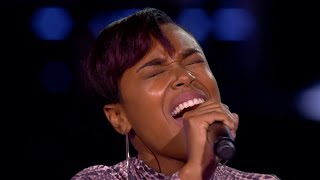 Deanna's POWERFUL TAKE on Emeli Sande's My Kind of Love - The X Factor UK 2017 - Six Chair Challenge