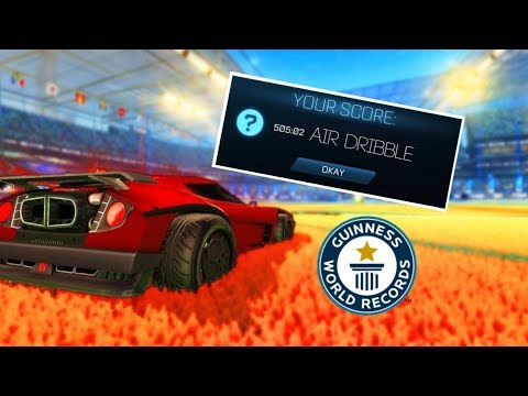 10 More Unbelievable Rocket League Records