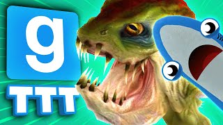 WHO'S KING OF THE SEA NOW?! | Gmod TTT