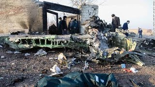 IRAN SHOT DOWN PLANE - 82 Passengers were Iranian nationals
