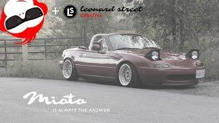 Miata Is Always The Answer : 1989 Mx-5 Miata NA Review