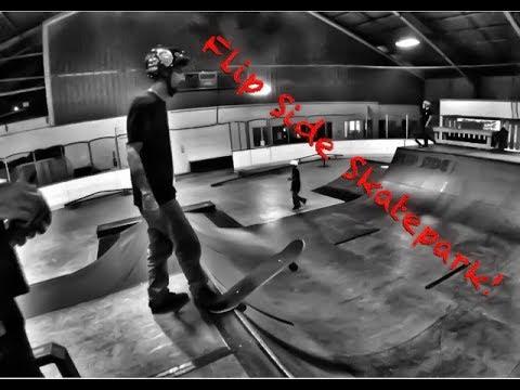 Flip Side Skatepark. Rutland City, VT