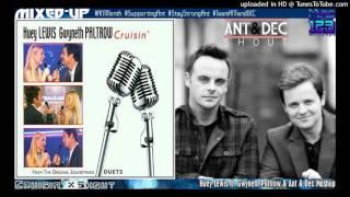 Cruisin' X Shout (Mixed-Up) - Huey Lewis, Gwyneth Paltrow, Ant & Dec Mashup