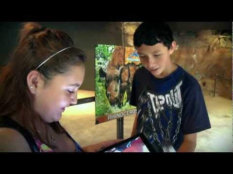 Video of Zoo-AR