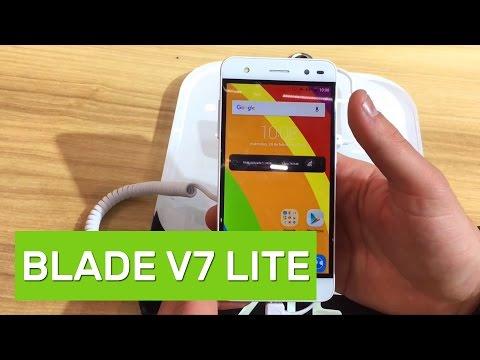 ZTE Blade V7 Lite   Video preview MWC 2016 di Spazio iTech
