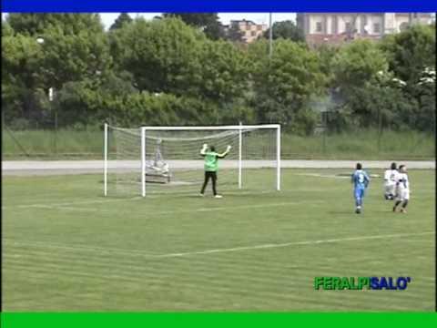 Preview video Allievi : NUOVA VEROLESE - FERALPISALO´ 0-1