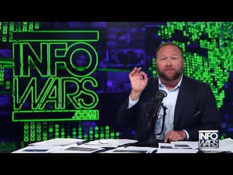 Alex Jones: Trump Isn't Sick It's Psychosomatic!