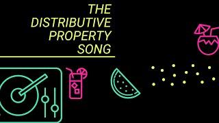 The Distributive Property Song - 3.OA.5