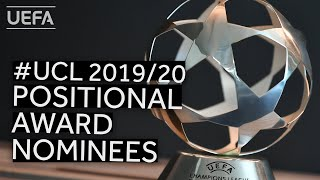 #UCL Positional Award Nominees