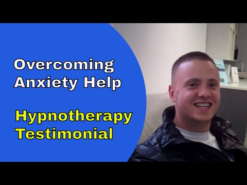 Overcoming anxiety help Ely