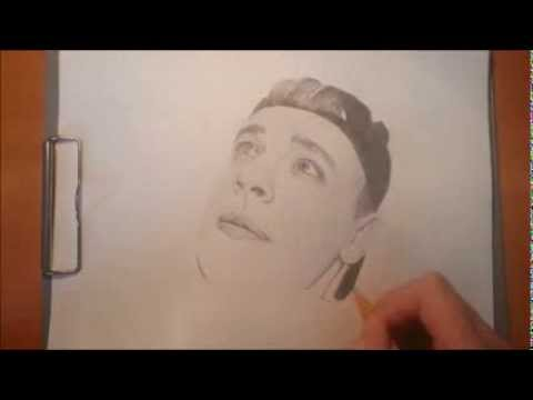 Speed art - Stejk