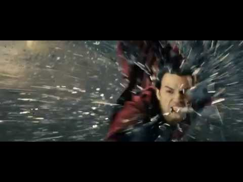 Superman Returns & Man of Steel - Flying Scenes