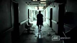 "amc's ""the walking dead"" official promo. Hospital Corridor."