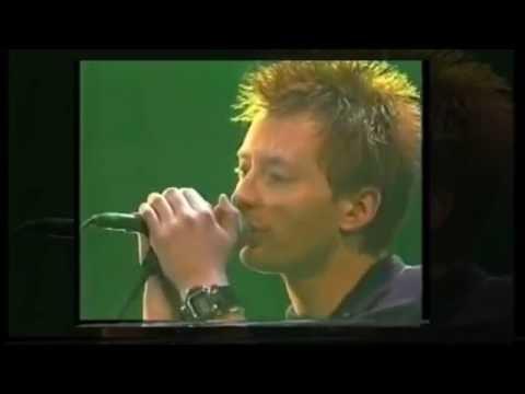 Radiohead - Creep   Live @ Pinkpop 1996 (( Better Audio ))