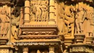 The Sun� s salute to Jagadambi temple, Khajuraho