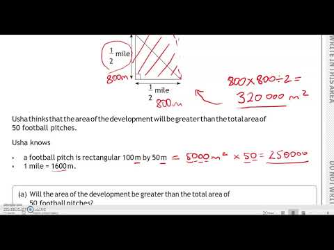 Level 2 Functional Skills Maths Practice Paper 1 Part A  (Edexcel, Pearson)