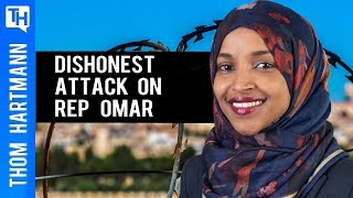 Rep. Omar Controversy: Why is it Anti-Semitic to Criticize Israeli Policy?
