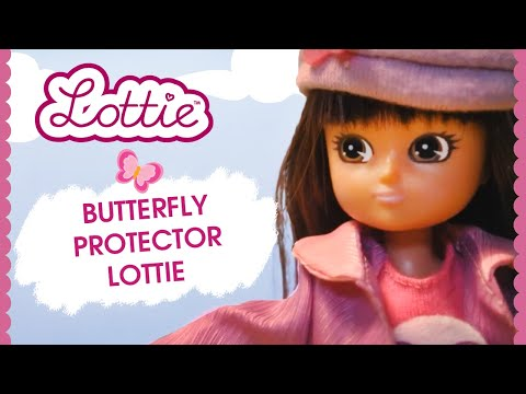 Lottie Кукла Защитница бабочек