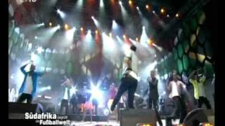 Angelique Kidjo & John Legend Move on up