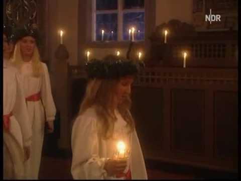 lucia fiesta sueca: