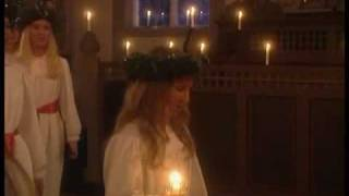 Santa Lucia celebration 13 Dec Video