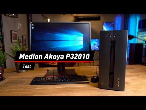 Medion Akoya P32010: Im neuen Aldi-PC steckt eine CPU von AMD