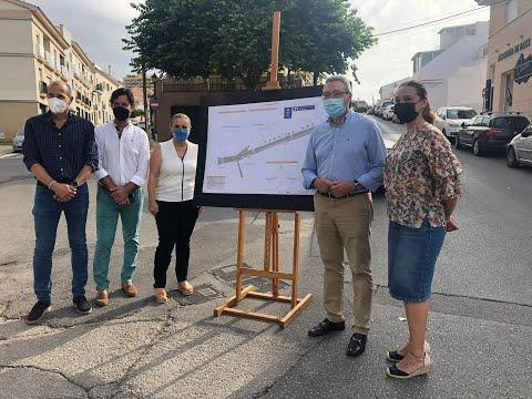 Visita c/ Badajoz (Fuengirola) PREM Diputación 2021