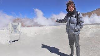 EL PLANETA SE ESTÁ QUEMANDO | Bolivia - Chile