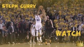 """Steph Curry """"Watch"""" 2018 Finals MVP Playoff Mix"""