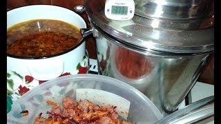 Деревенская кухня Рассольник Соевое мясо Творог в сыроварне