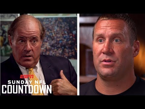 Ben Roethlisberger talks to Chris Berman about Mason Rudolph, Ryan Shazier and 2017 losses | ESPN