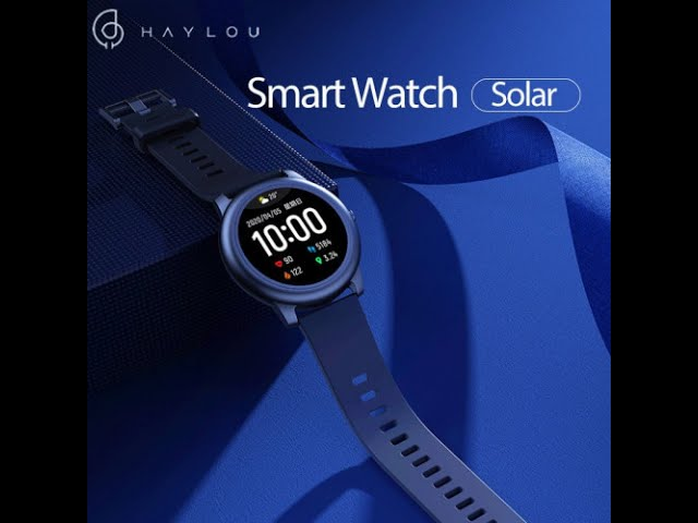 Haylou Solar LS05 Full Round Screen Wristband 12 Sport M