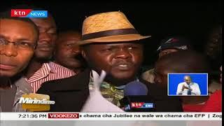 Mirindimo: Wakenya kumuiga Dennis Muigai Ngengi