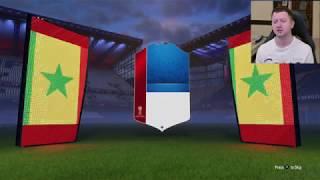 FIFA 18|WORLD CUP|НАГРАДЫ ЗА ДРАФТ ВЫПАЛА ИКОНА В ПАКЕ