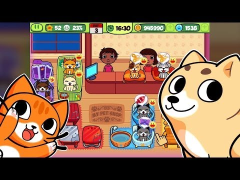 My Virtual Pet Shop - The Game wideo