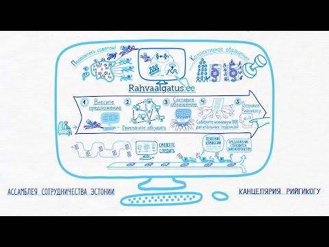 Платформа rahvaalgatus.ee позволяет внести свои предложения в Рийгикогу!