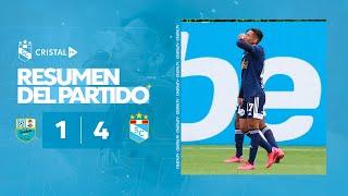 Deportivo Llacuabamba 1-4 Sporting Cristal (#Liga1Movistar 2020)
