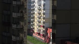 """Юный новокузнечанин """"гулял"""" по балконам"""