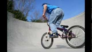 preview picture of video 'Scott Hunt meadow lane skatepark oxford'