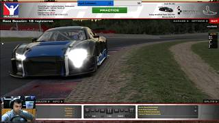 #iRacing IMSA GT3 @ Spa Week 5