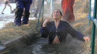 Около 13 тыс человек отметили Крещение в Томской области