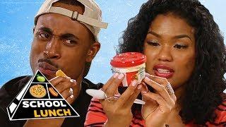 School Lunch Trailer