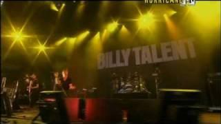 Billy Talent - Live 2008 - 01 - Perfect World.avi