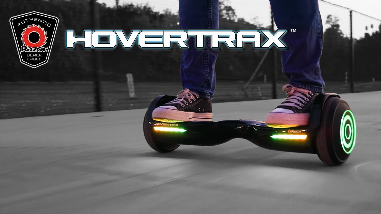 Razor Presents: Black Label Hovertrax
