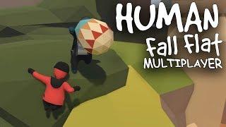 SECRETLY BETRAYING GAR   Human Fall Flat Multiplayer Part 10