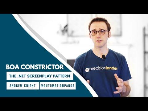 Boa Constrictor Intro Video with Transcript