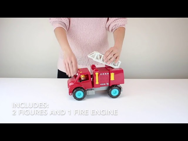 Іграшка - Екскаватор з фіуркою водія