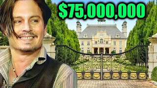 Johnny Depp is Richer Than You Think..