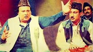 Chashmein Maste Ajabe In Private Mehfil Nusrat Fateh Ali