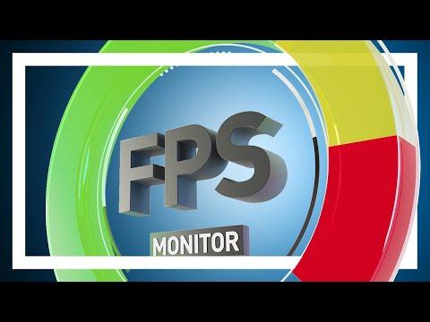 ⚙️ FPS Monitor - узнай температуру и производительность в играх!